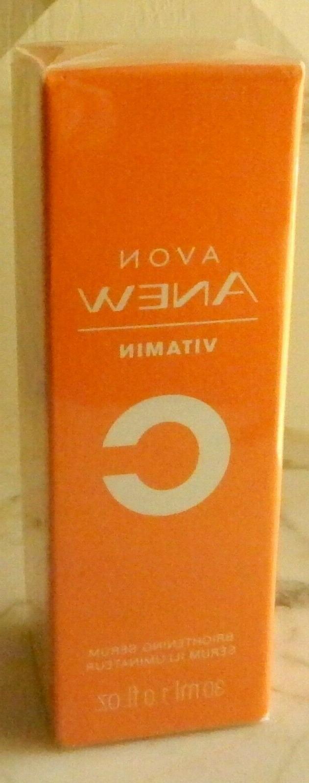 AVON Anew Vitamin Brightening Serum Skin Tone SHIPPING*