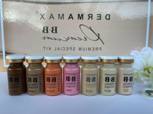 bb shine glow meso serum set 7