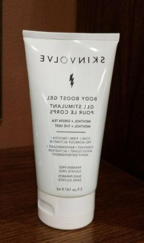 SKINVOLVE Body Gel Stimulant Tone Firming Smooth Pre-Workout