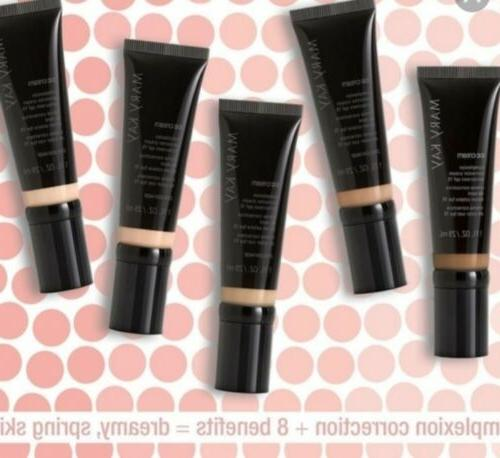 "Mary Kay Cc Cream all skin ""NEW"" please pick color..inbox.."