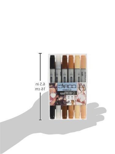 Copic Ciao Marker Set