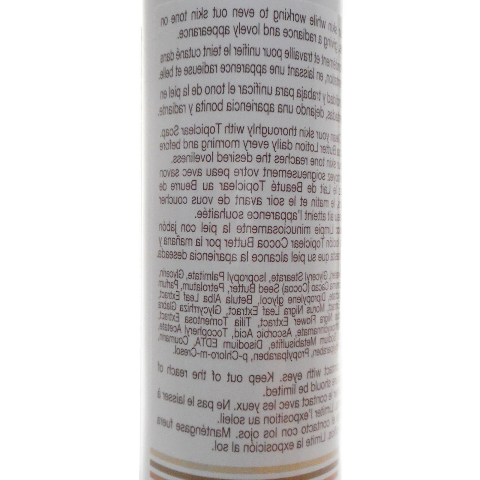 Topiclear Tone Lotion Piel