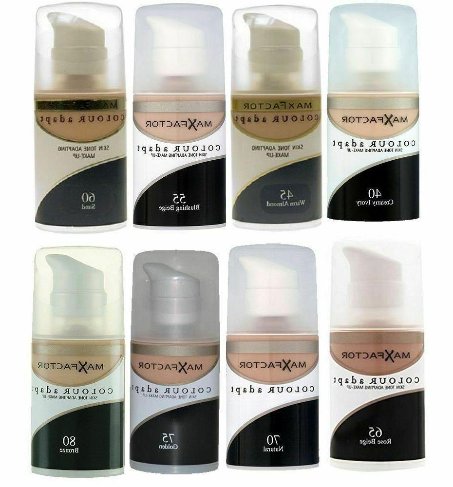 colour adapt skin tone adapting foundation choose