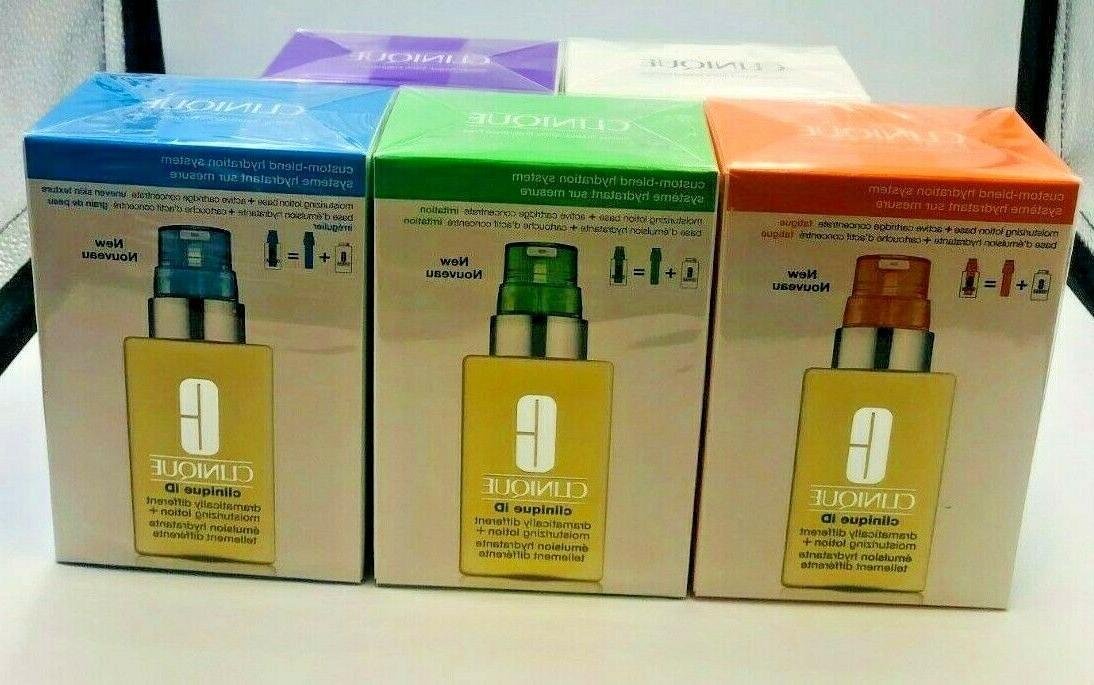 Clinique hydration system moisturizing lotion + cartridge