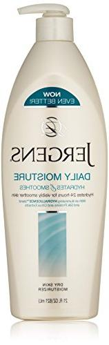 Daily Moisture Fragrance Free Dry Skin Moisturizer by Jergen