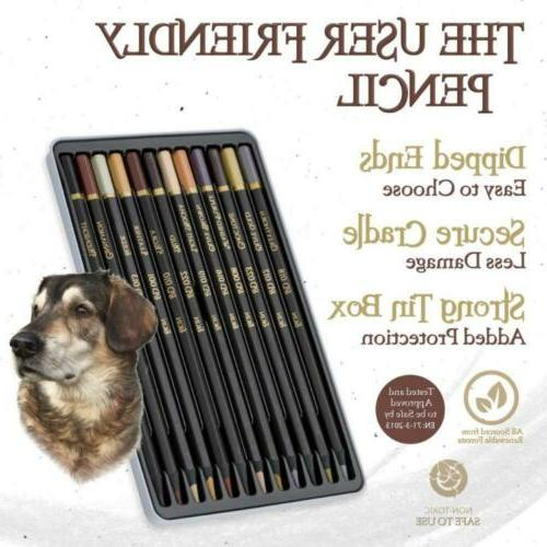 Dark Color Pencils For - Adults S
