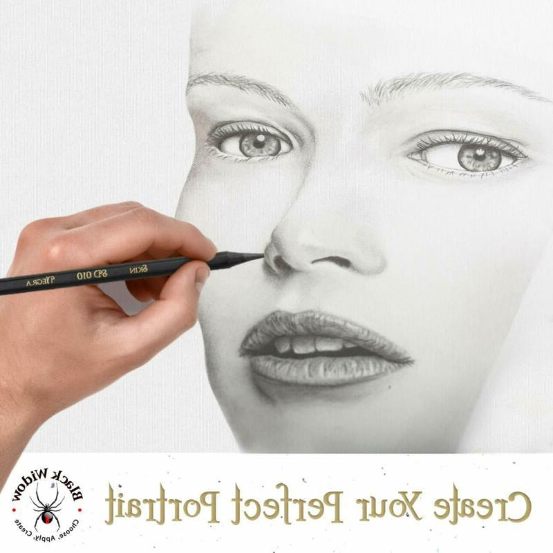 Dark Skin Tone Pencils For - Colored Pencils For Adults And S
