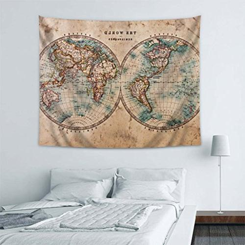 Chengsan Earth Collection, Old from and Living Boys Room Dorm Tapestry