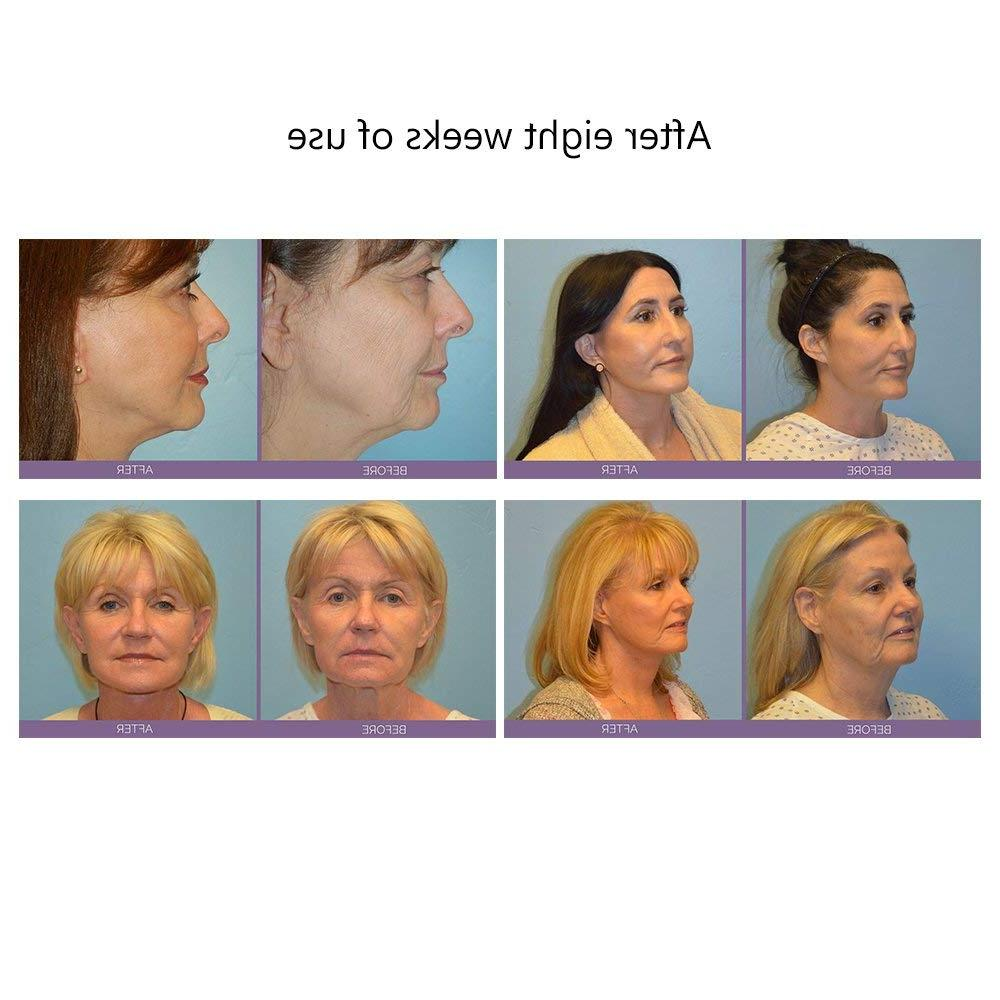Face Tightening <font><b>Toning</b></font> Massager Facial Remove Wrinkle Massage