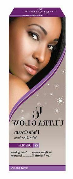 Ultra Glow Fade Cream Oily Skin Discoloration Creme Tone Alo