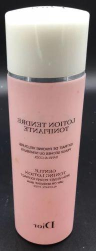 DIOR Gentle Toning Lotion Velvet Peony Extract Dry Sensitive