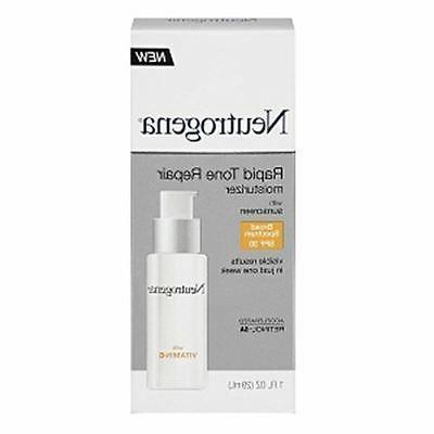 healthy skin rapid tone repair moisturizer spf