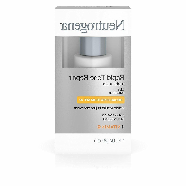 Neutrogena Healthy Skin Rapid Tone Repair Moisturizer SPF 30