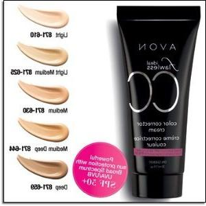 Avon Introduces Ideal Flawless CC Color Corrector Cream
