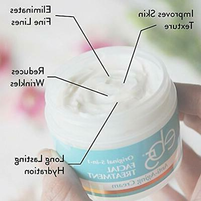 Intense Anti-Aging Face Cream Tone Skin With Retinol,