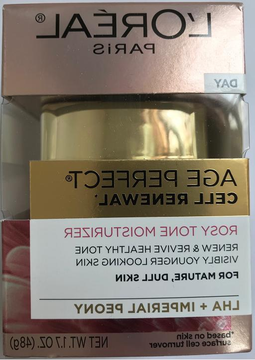 l oreal skin care age perfect cell
