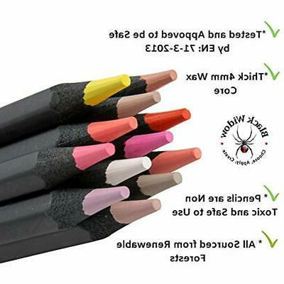 Light Tone Pencils Portrait Colored