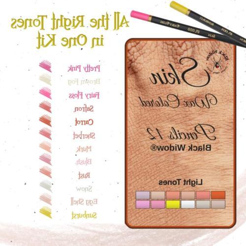 Light Skin Tone Pencils | | Colored Pencil Adults |