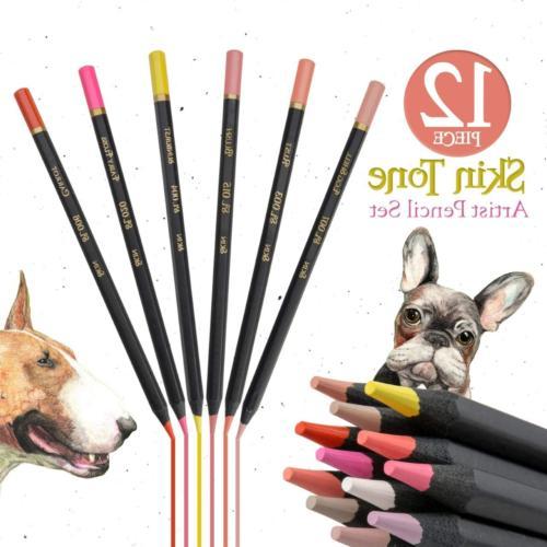 Light Skin Pencils | Portrait | Pencil for Adults |