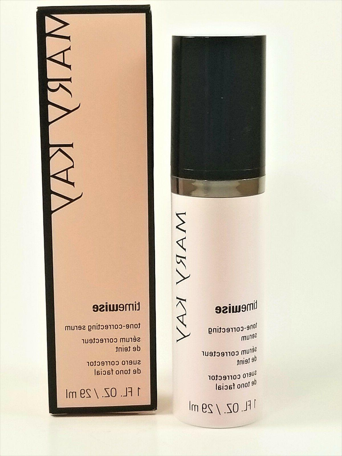 marry kay tone correcting serum fresh new