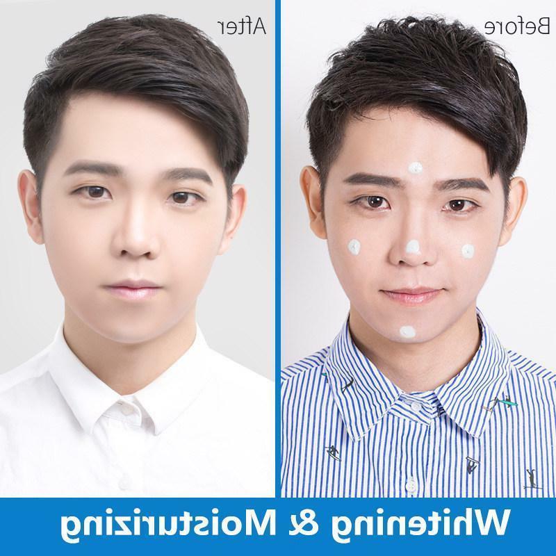Men Moisturizing Facial Cream Toning