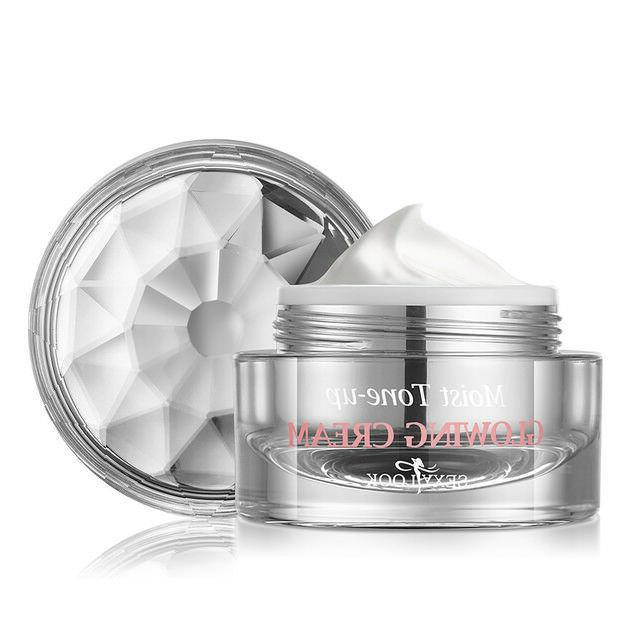 moist tone up glowing skin tone correcting