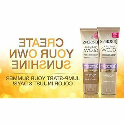 Natural Face Moisturizers 3 To For Body, Medium Tones,