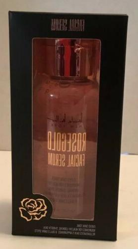 NICOLE MILLER NEW YORK ROSE GOLD FACIAL SERUM DAY NIGHT EVEN