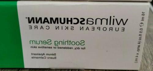 nib 2 european skin care soothing serum