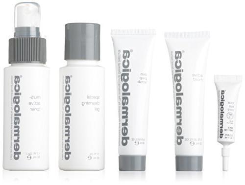 normal oily skin kit