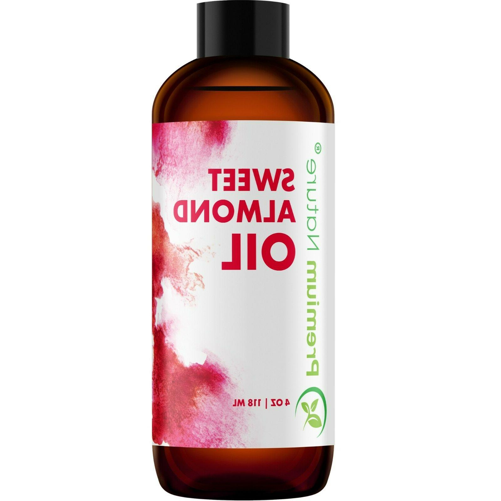 NOW Solutions Avocado Oil 4 oz 100% Pure Moisturizing Oil Al