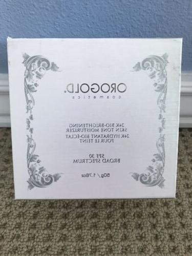 OROGOLD 24K Skin Tone 30 50g -