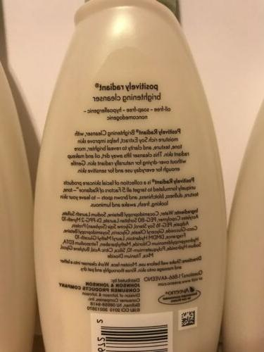 AVEENO RADIANT BRIGHTENING CLEANSER EVEN TONE 4