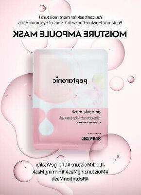 SNP PREP Korean Care - Cream, Mask,