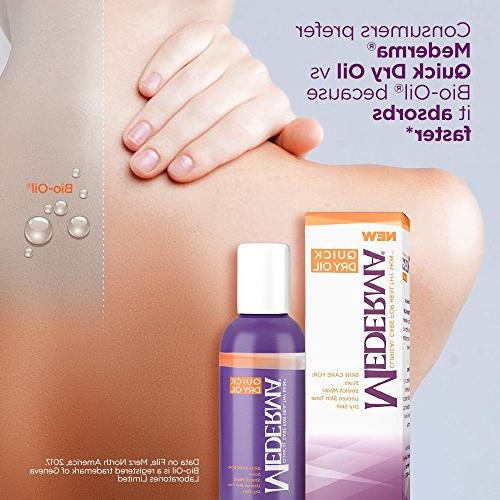 Mederma Quick Dry - scars, marks, skin and #1 - 6.8 ounce