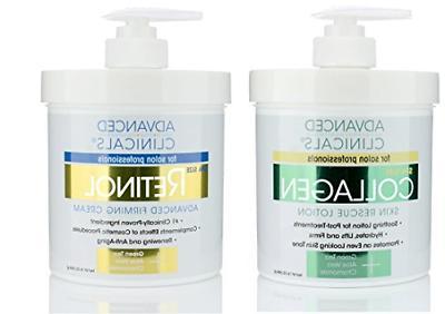 retinol cream collagen skin