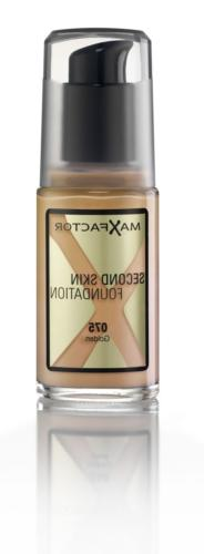 second skin foundation foundation no 075 golden