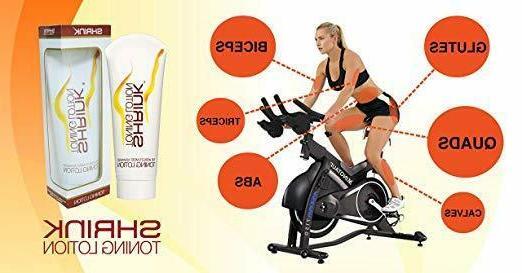 Shrink Toning Lotion - Heat Skin Tightening Cream for Reduces