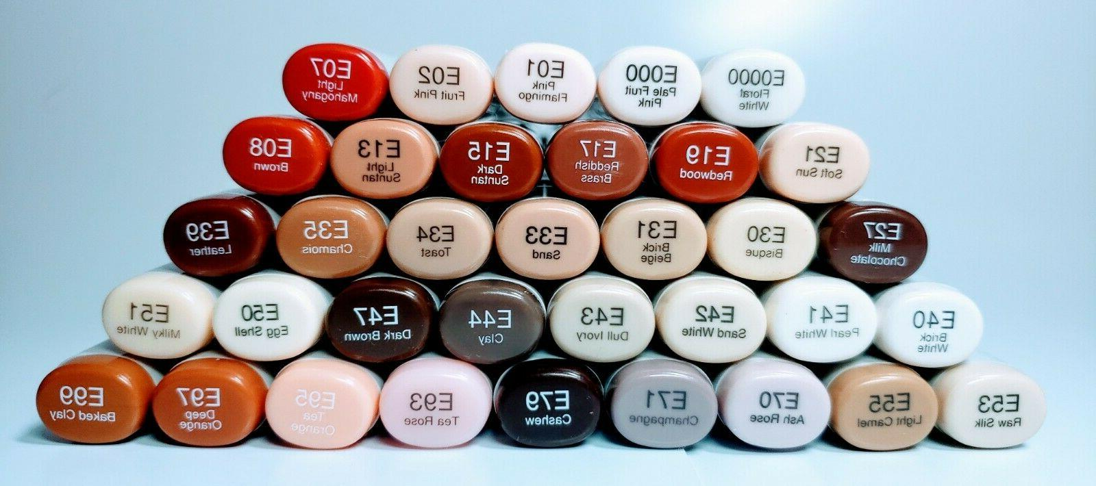 sketch markers earth skin tones e series