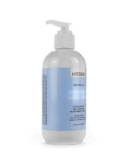 Skin Lightening Lotion | 100% For sun spots, melasma & hyperpigmentation