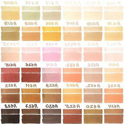 ARTEZA Skin Alcohol Set of 36 Colors Dual
