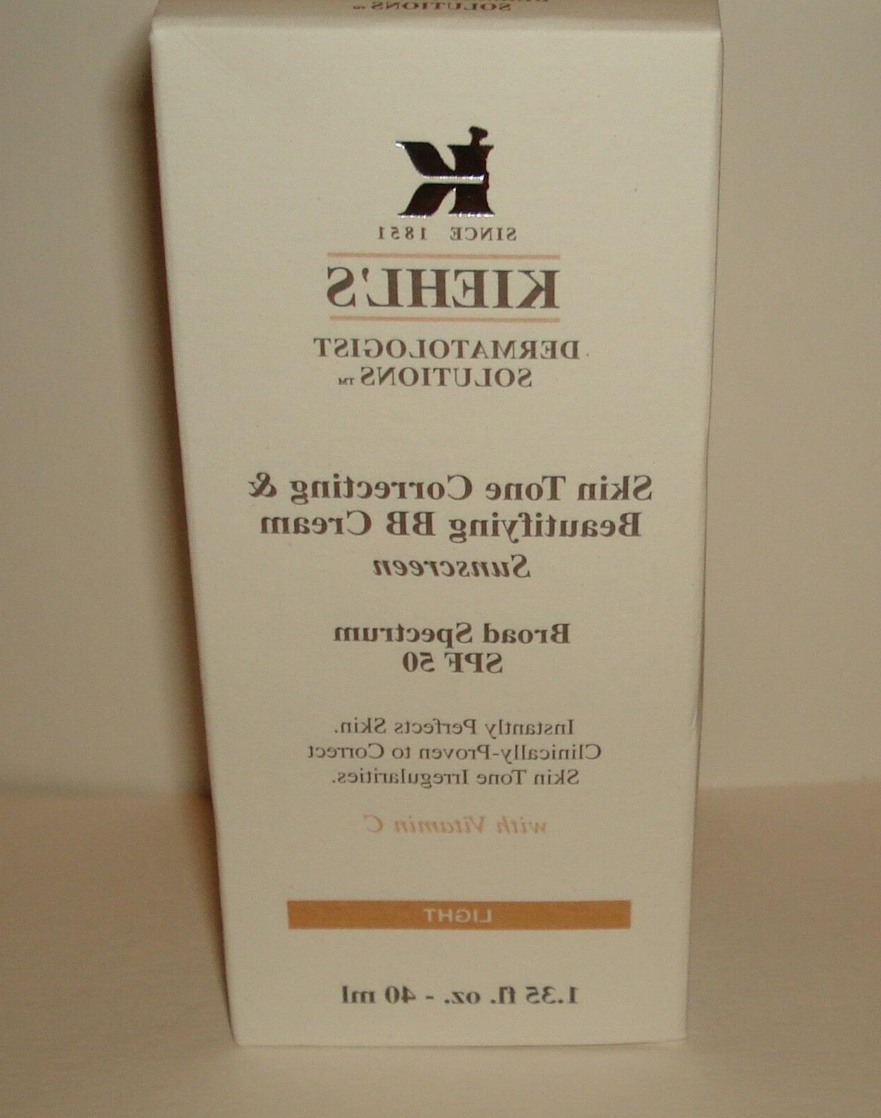 Kiehl's Skin & Beautifying Bb 1.35oz