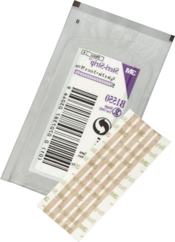 steri strip blend tone skin closure strip