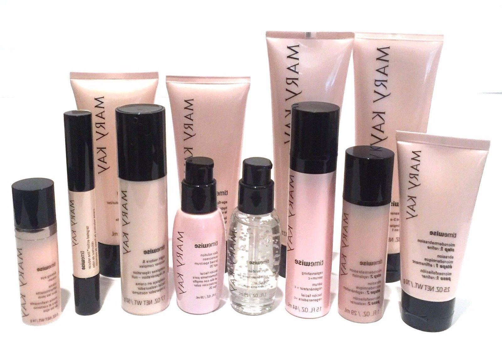 time wise age fighting skin care products