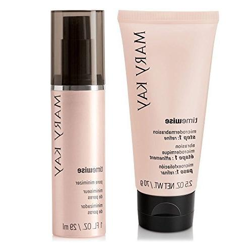 Mary Kay Timewise Microdermabrasion Plus Set Refine 2 5