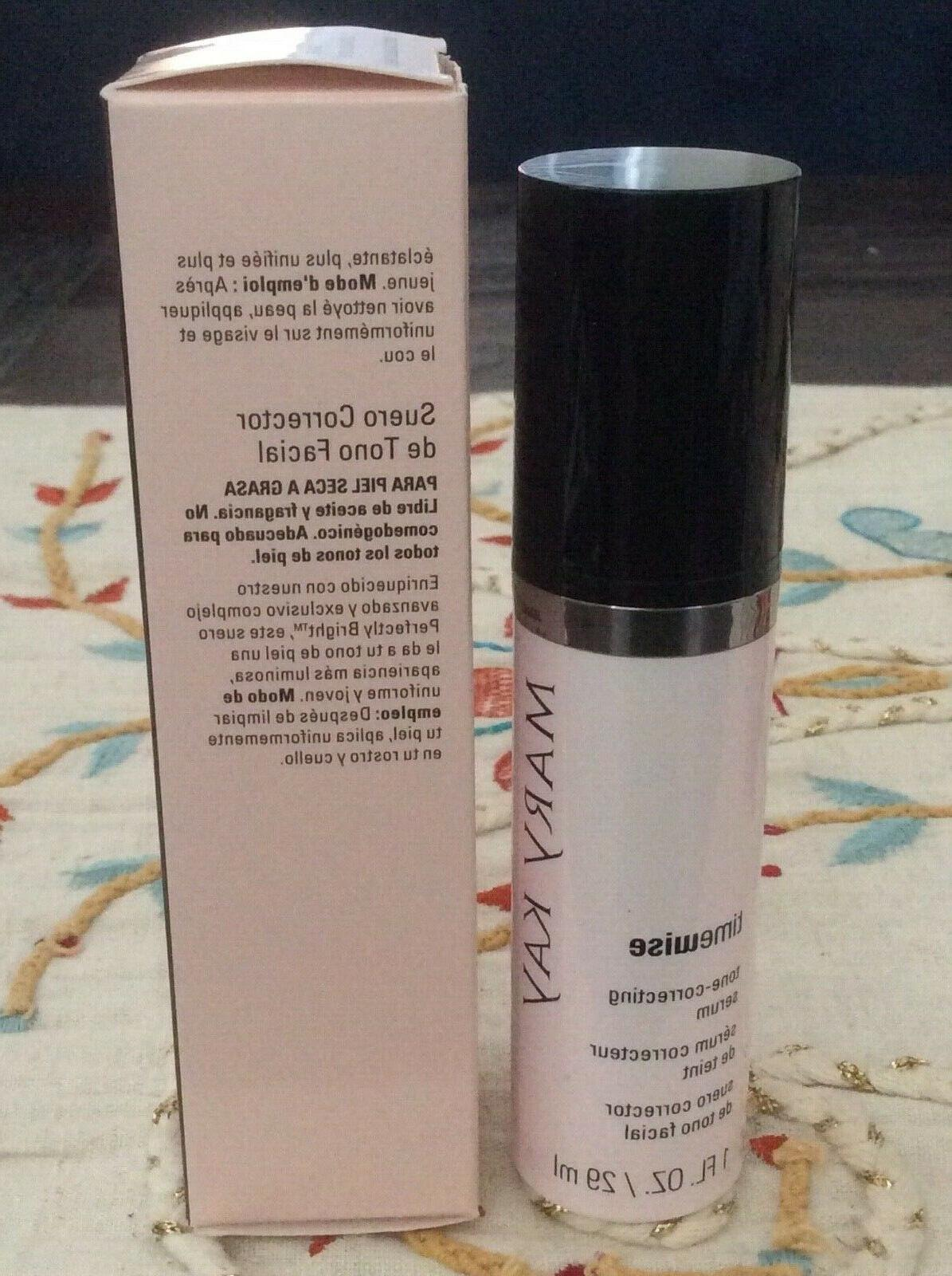 Tone-Correcting Serum Oily oz Fast