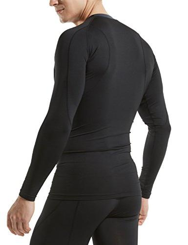 Sleeve T-Shirt Baselayer Cool Dry