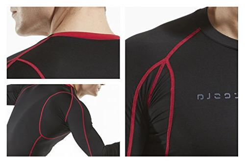 Tesla TM-MUD11-KLB_Medium Men's Long Sleeve Cool Dry