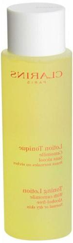 Clarins Toning to Dry Skin with Camomile, 6.8-Ounce