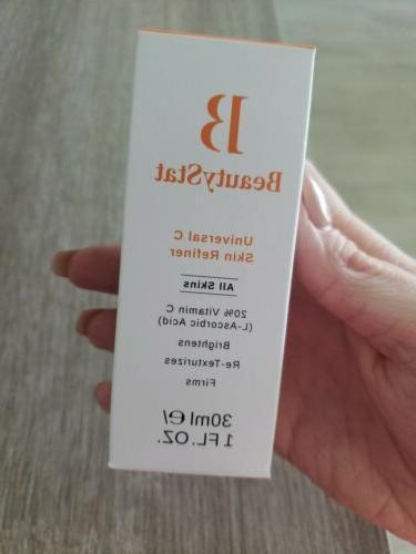 universal c skin refinerall skins1 fl oz
